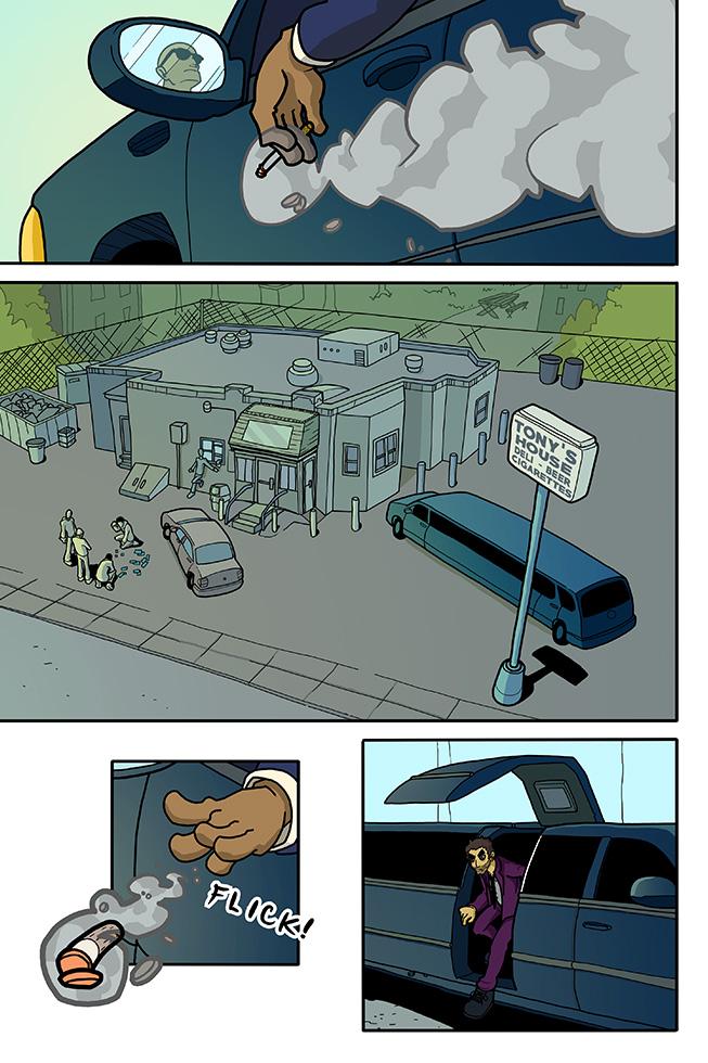 """Swords"" Page 14"