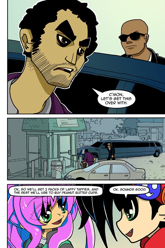 """Swords"" Page 15"