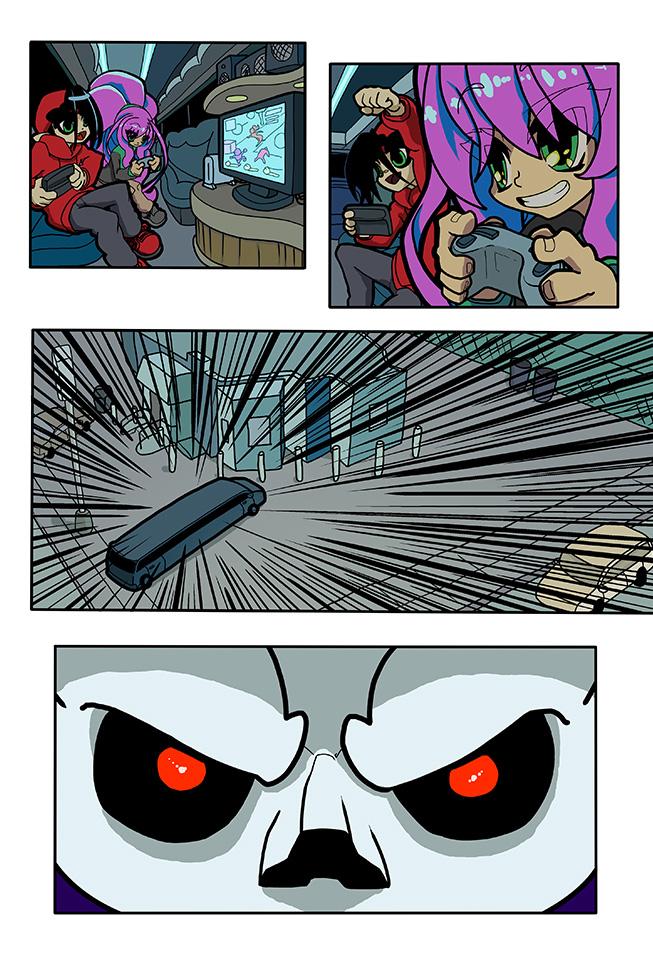 """Swords"" Page 17"