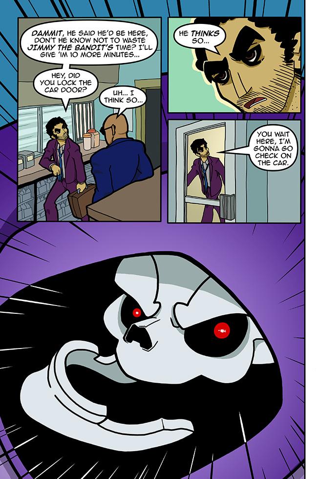 """Swords"" Page 18"