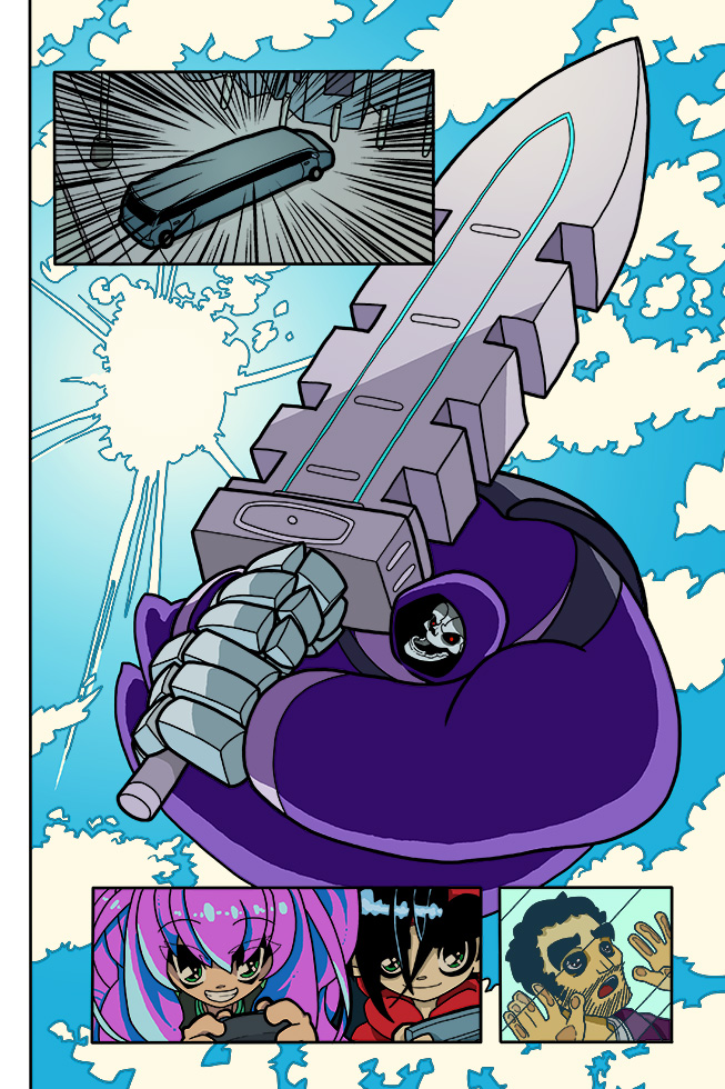 """Swords"" Page 19"