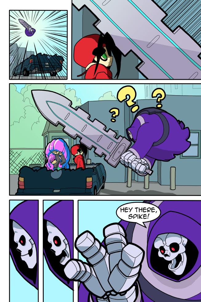 """Swords"" Page 23"