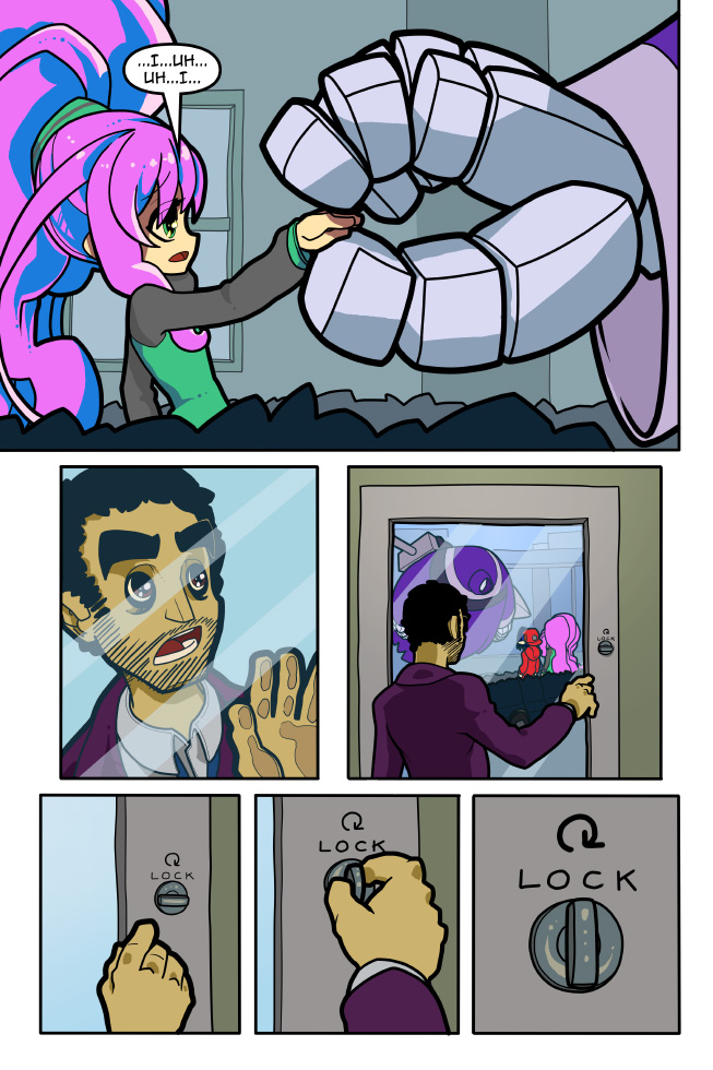 """Swords"" Page 26"