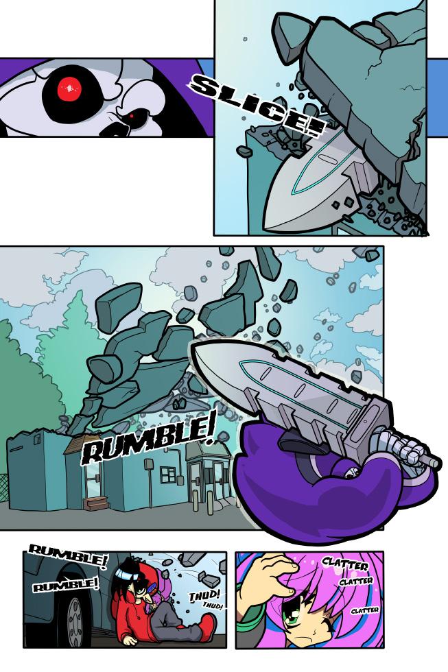 """Swords"" Page 30"