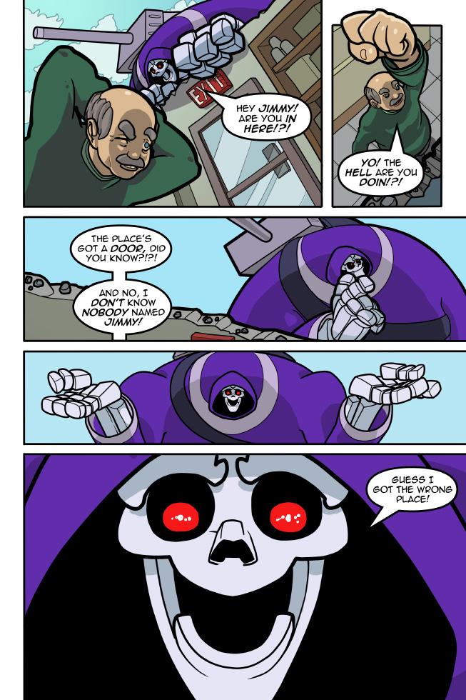 """Swords"" Page 31"